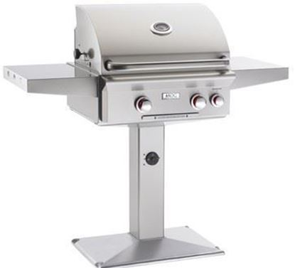 """Picture of 24NPL, American Outdoor Grill, 24"""" Patio Post Grill"""