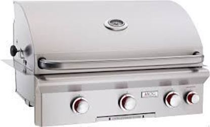 """Picture of American Outdoor Grill, 30"""" Built In Grill, 30NBL"""