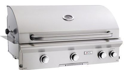 """Picture of American Outdoor Grill, 36"""" Built In Grill, 36NBL"""