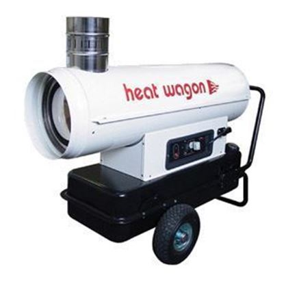 HVF110 indirect fired forced air heater