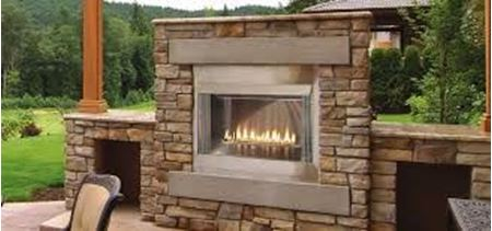 Picture for category Outdoor Fireplaces